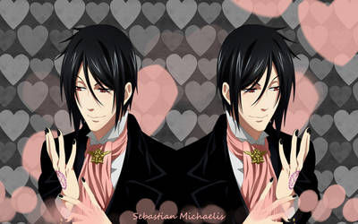 Sebastian Michaelis Wallpaper by ng9