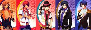 STARISH Characters Wallpaper