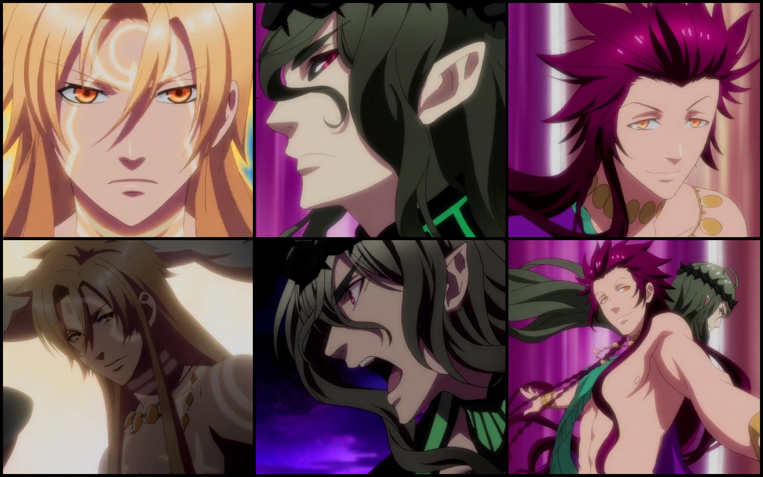 Kamigami no Asobi Wallpaper 5 by ng9 on DeviantArt