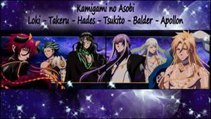 Kamigami no Asobi Wallpaper 6 by ng9