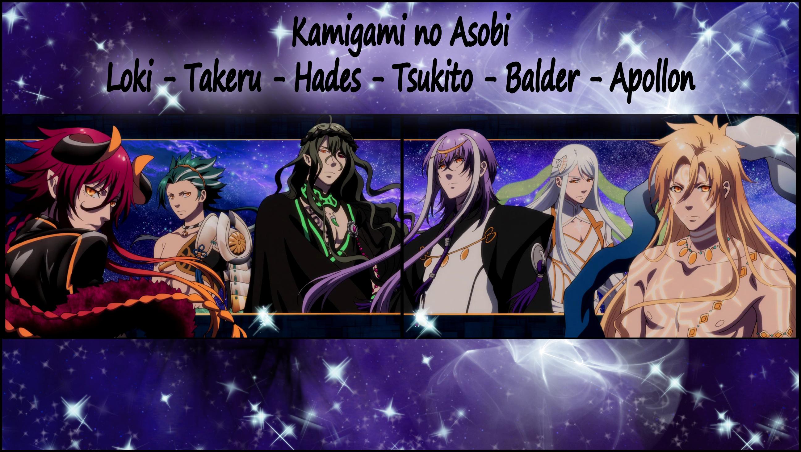 Kamigami no Asobi Wallpaper 6 by ng9 on DeviantArt