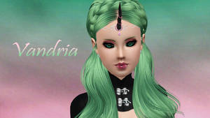 Vandria Sims Download Link