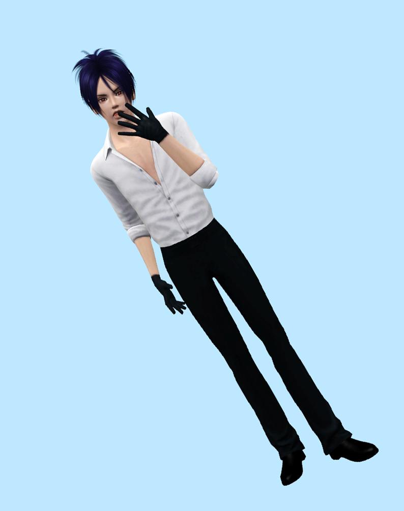 Ray - OC Sims by ng9