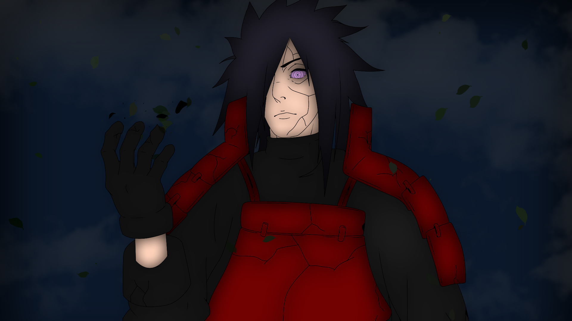 Uchiha Madara - Wallpaper 5 by ng9