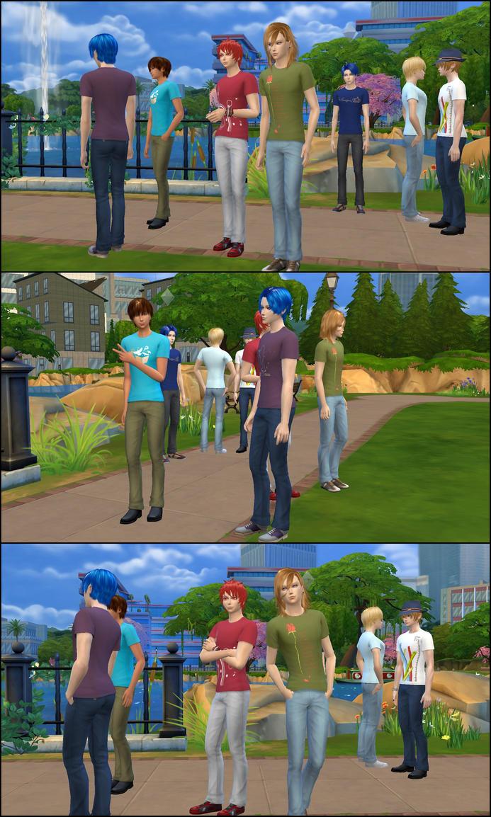 STARISH - The Sims 4 by ng9