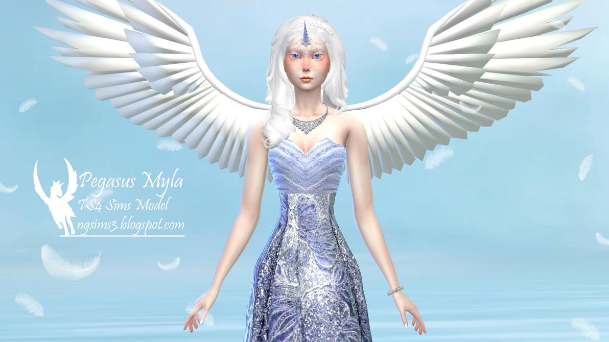 Pegasus Myla (1) by ng9