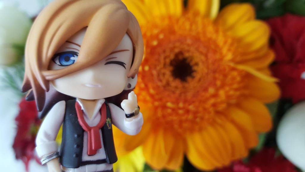 My Kawaii Ren  by ng9