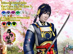 Mikazuki Munechika Eye Color for The Sims 3 by ng9