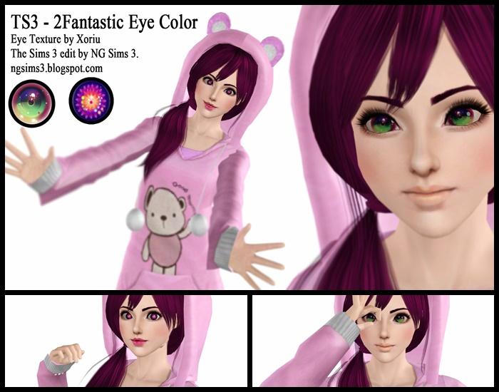 2 Fantastic Eye Color - TS3CC Download by ng9 on DeviantArt