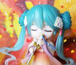 Harvest Moon Miku + Kogitsunemaru [5]