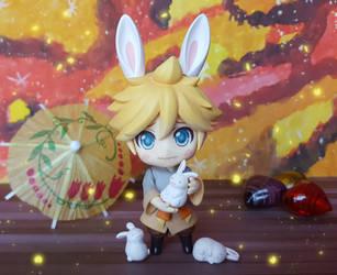 Harvest Moon Nendoroids (Photo 4) KagamineLen by ng9
