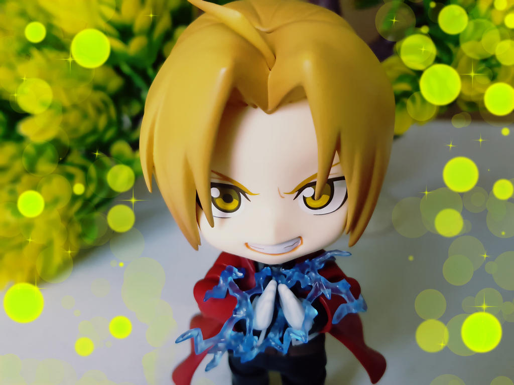 Edward Elric - Nendoroid Photo 1 by ng9