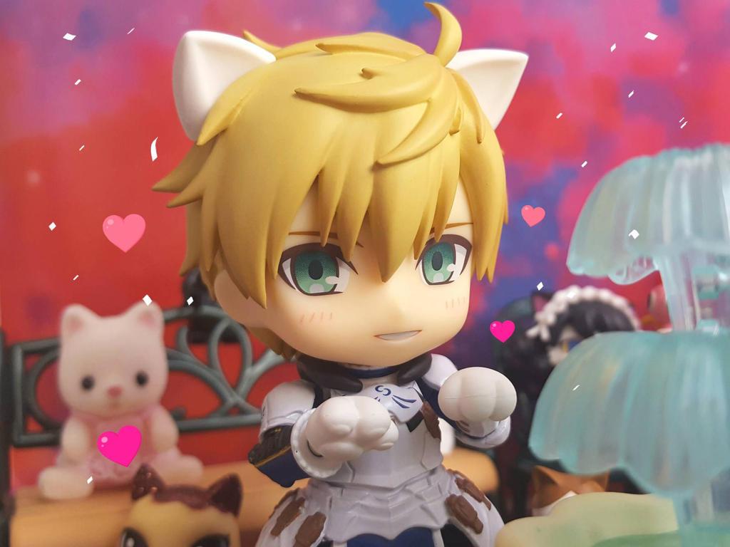 Lovely Cat Life... Nendoroid FGO by ng9