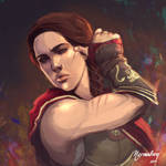 Kassandra - AC Odyssey by nermallion
