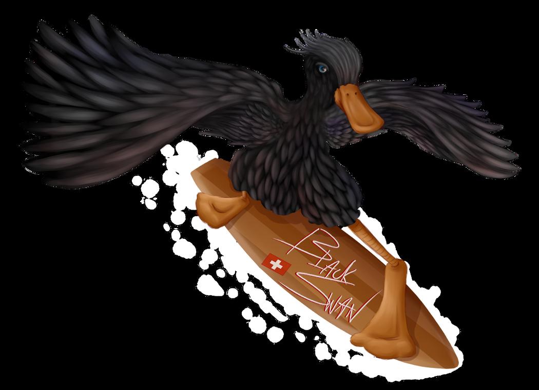 Black Swan by Ciiell