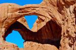 Double Arch, Arches NP, Utah - Dec2014