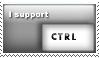 CTRL stamp by Pixel-Sam