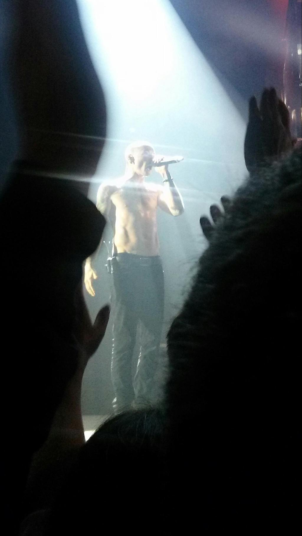 Hot Linkin Park Concert by ServampAi