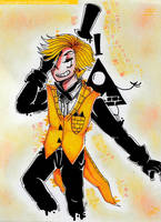 Bill Cipher by VampireQueen-21302