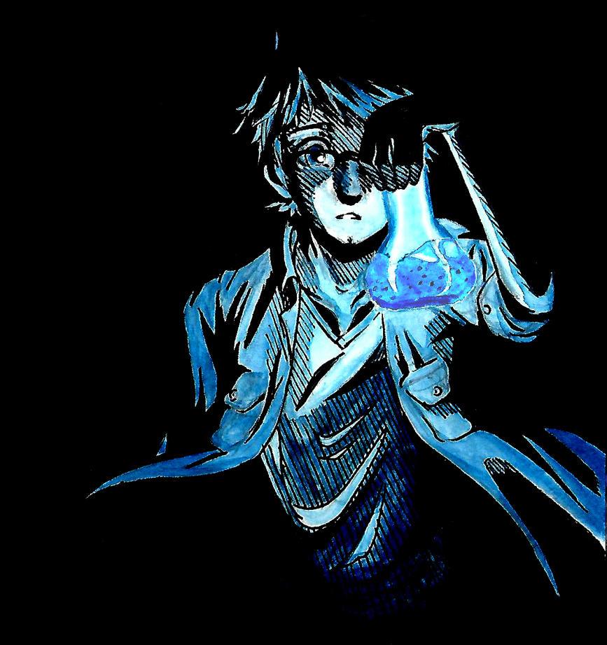 Bioluminescence by Kyroda