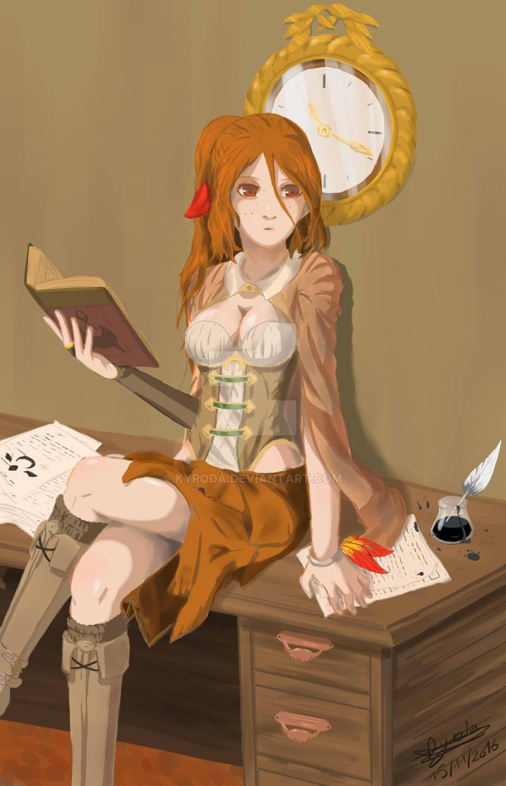 Study by Kyroda