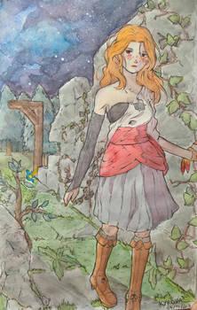 Maya, the melancholic witch