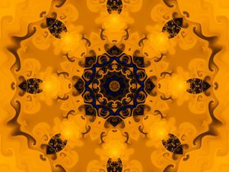 Faberge Golden Egg by Ander-Cesteros
