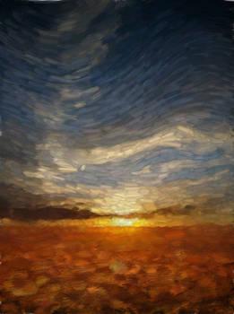 Air Sunset