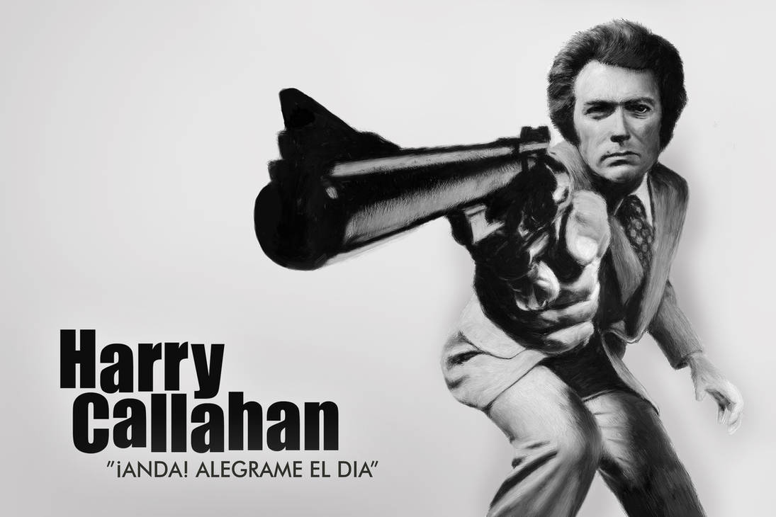Dirty Harry Magnum 44 by Ander-Cesteros