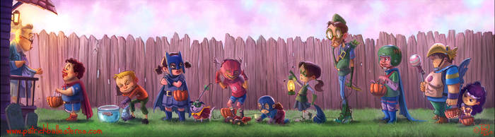 Kids Night Out 2 by patrickballesteros