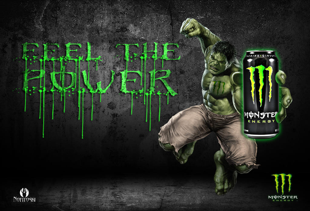 Monster Energy Drink Commercial