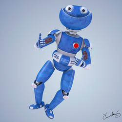 GEO - funny robot