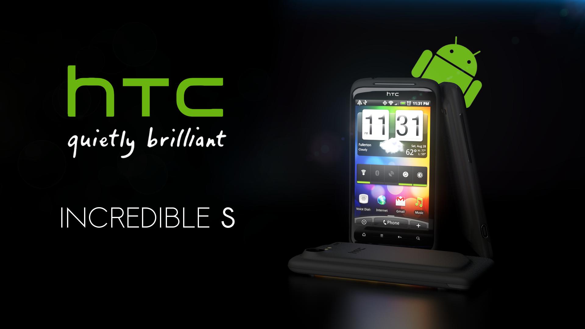 HTC Incredible S by LubomirCenovsky
