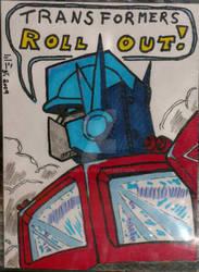 Transformers Optimus Prime SC by SurfTiki