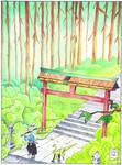 Usagi Walking the Path