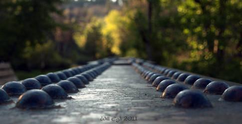 Bolts of a round - Bridge by SurfTiki