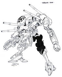 Hulkbuster Armor - Mech Suit - Jonboy - Egli by SurfTiki