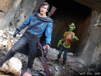 Them pesky zombies by SurfTiki