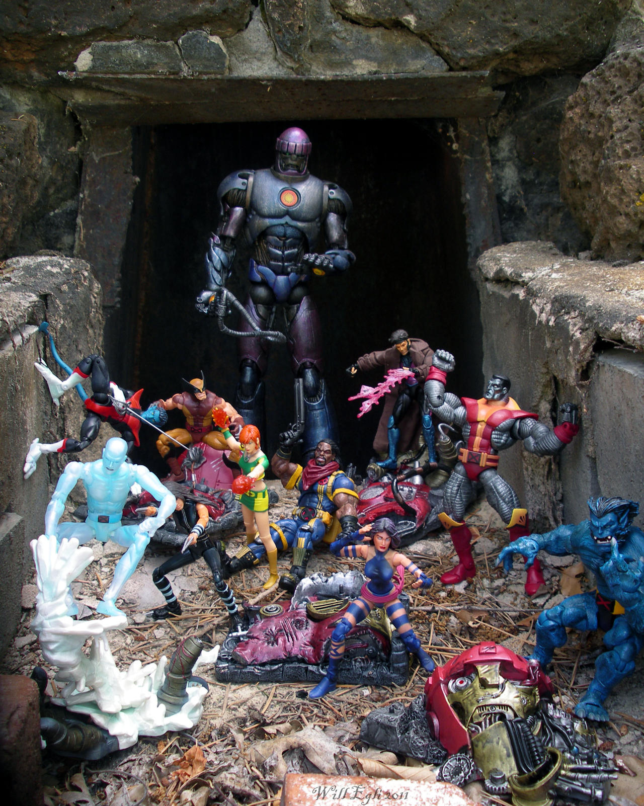 X-Men Unite - Marvel Legends Collecction by SurfTiki