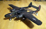 'Times' a Wastin' P-61 Black Widow Night Fighter