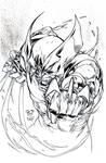 Wolverine - Pant - Egli - Inks