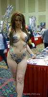 Witchblade Cosplay LVCE 2013