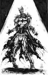 Zombie Batman 5 - Blodgett - Egli by SurfTiki