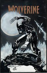 Wolverine 2015 Joe Sinnott Inkwell Charity - Egli by SurfTiki