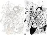 WAR Darksiders - Nunez - Egli - inks
