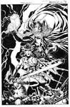 Sif and Thor - Khan - Egli - Inks