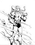Aquaman - Frandon - Egli - Inks