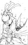 Wolverine - Turner - Egli - Inks