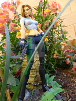 Danger Girl' Abbey Chase 'snapdragon' - Egli