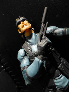Solid Snake MGS2 - Egli